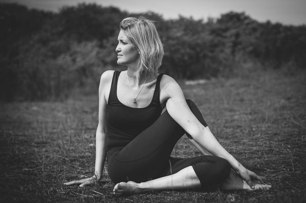 'Dankzij de yogalessen van Anne ontwikkelde ik een positiever zelfbeeld'